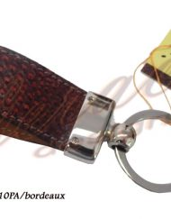 PORTACHIAVI AD ANELLO Cod: PC010PA/bordeaux